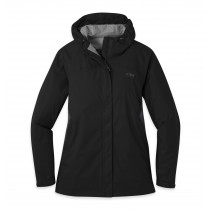 Outdoor Research Women's Apollo Stretch Rain Jack