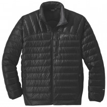 Outdoor Research Men's Helium Down Jacket - black, L