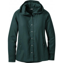 Outdoor Research Women's Feedback Flannel Hoody