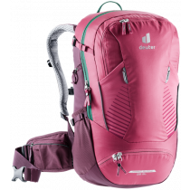 Deuter Trans Alpine 28 SL - ruby-blackberry