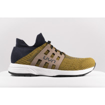 UYN MAN NATURE TUNE SHOES - Sand/Carbon - 43