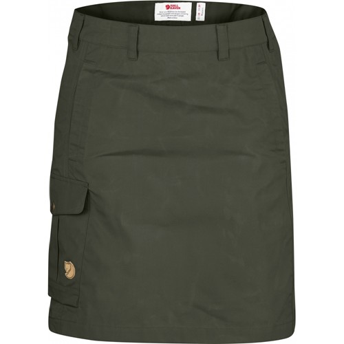 Fjällräven Övik Skirt - Mountain Grey - 36