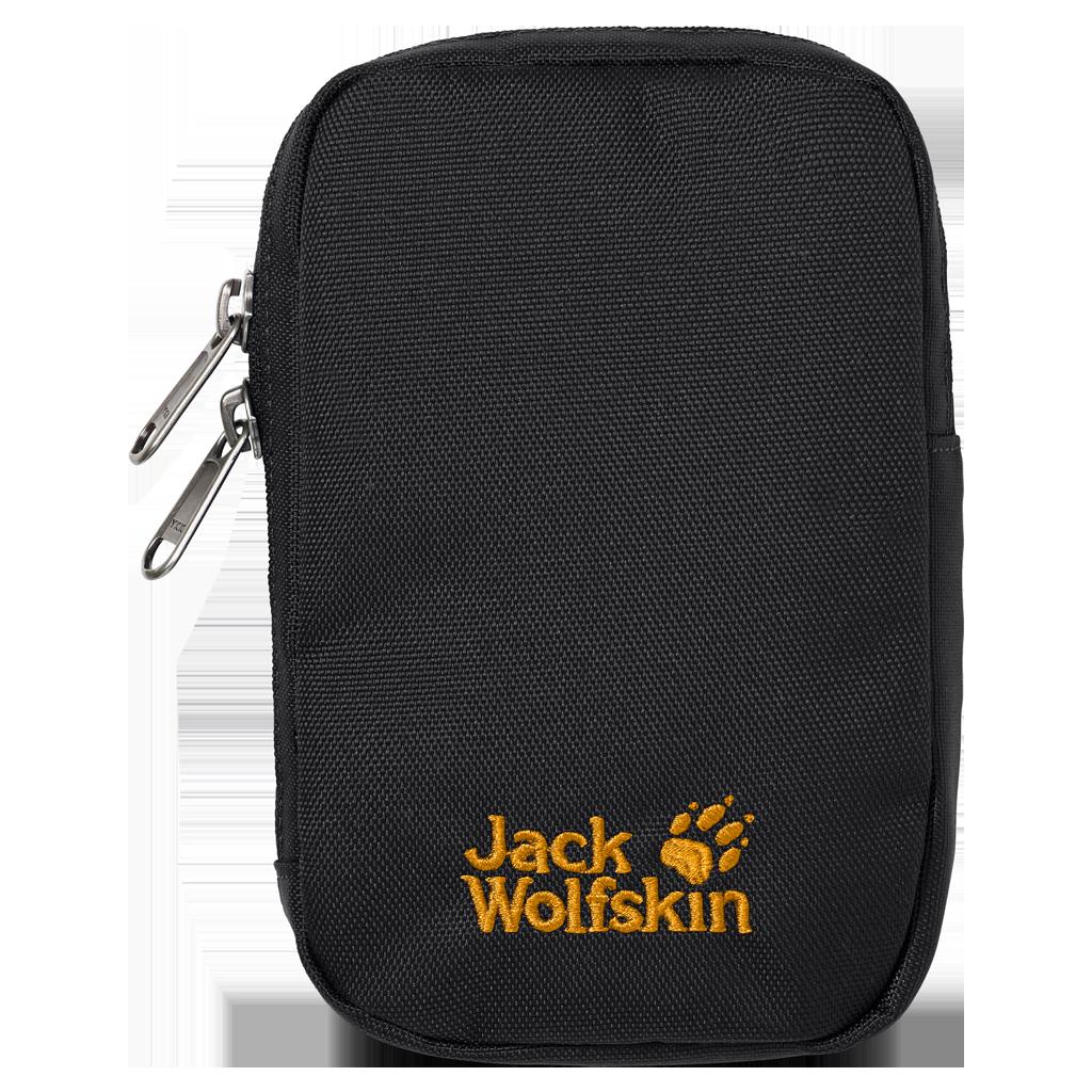 Jack Wolfskin GADGET POUCH M - black - ONE SIZE