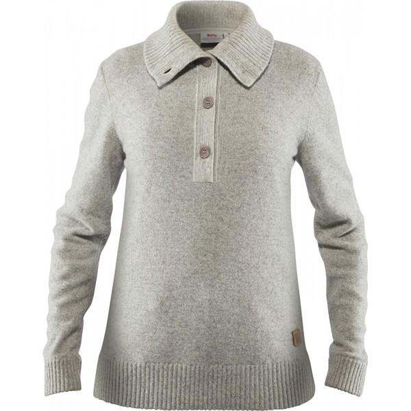 Fjällräven Greenland Re-Wool Sweater W-Dahlia-XS - dahlia - Gr. XS