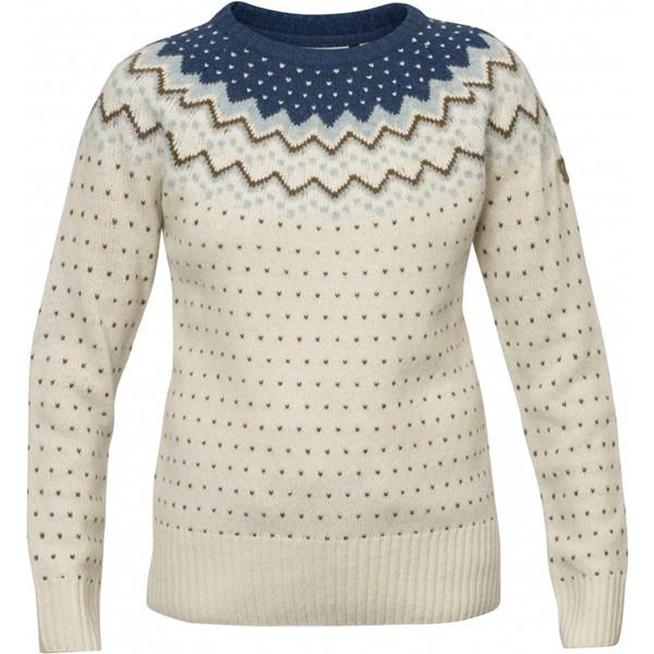 Fjällräven Övik Knit Sweater W.-Glacier Green-S - Gr. S