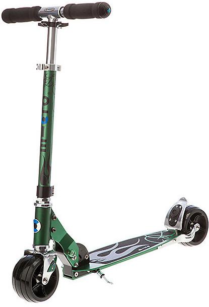 Micro Scooter rocket - green SA0032