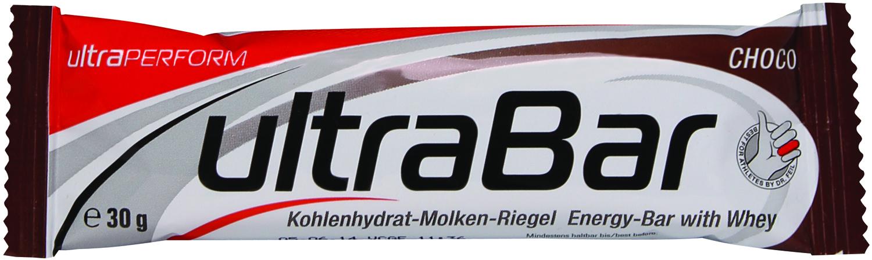 ultraSPORTS ultraBar - Schoko - Kohlenhydrat- Eiweißriegel