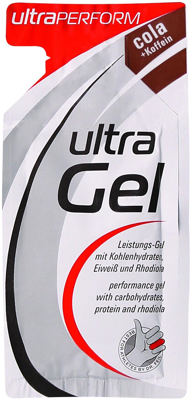 Ultra Sports ultra Gel - Cola + Koffein gelcola40