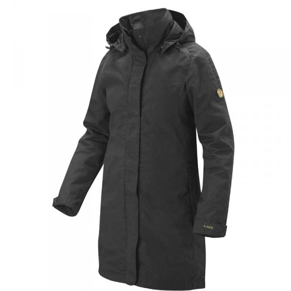 Fjäll Räven Una Jacket black Grösse L women Jacken 89260