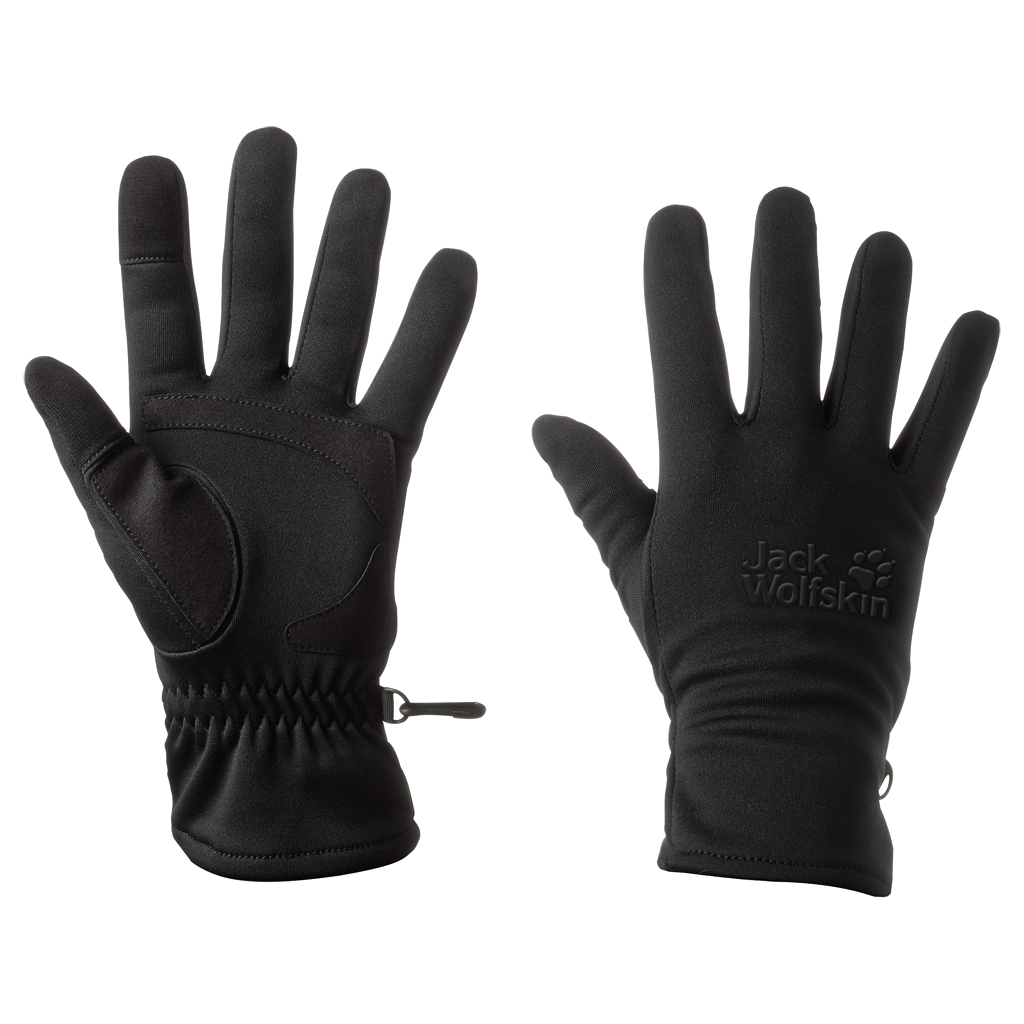 Jack Wolfskin DYNAMIC TOUCH GLOVEDYNAMIC TOUCH GLOVE - black - S