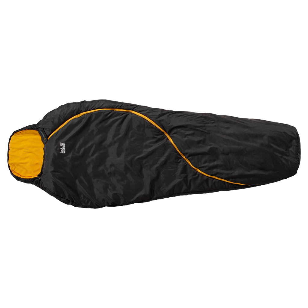 Jack Wolfskin SMOOZIP -5SMOOZIP -5 - black - LEFT