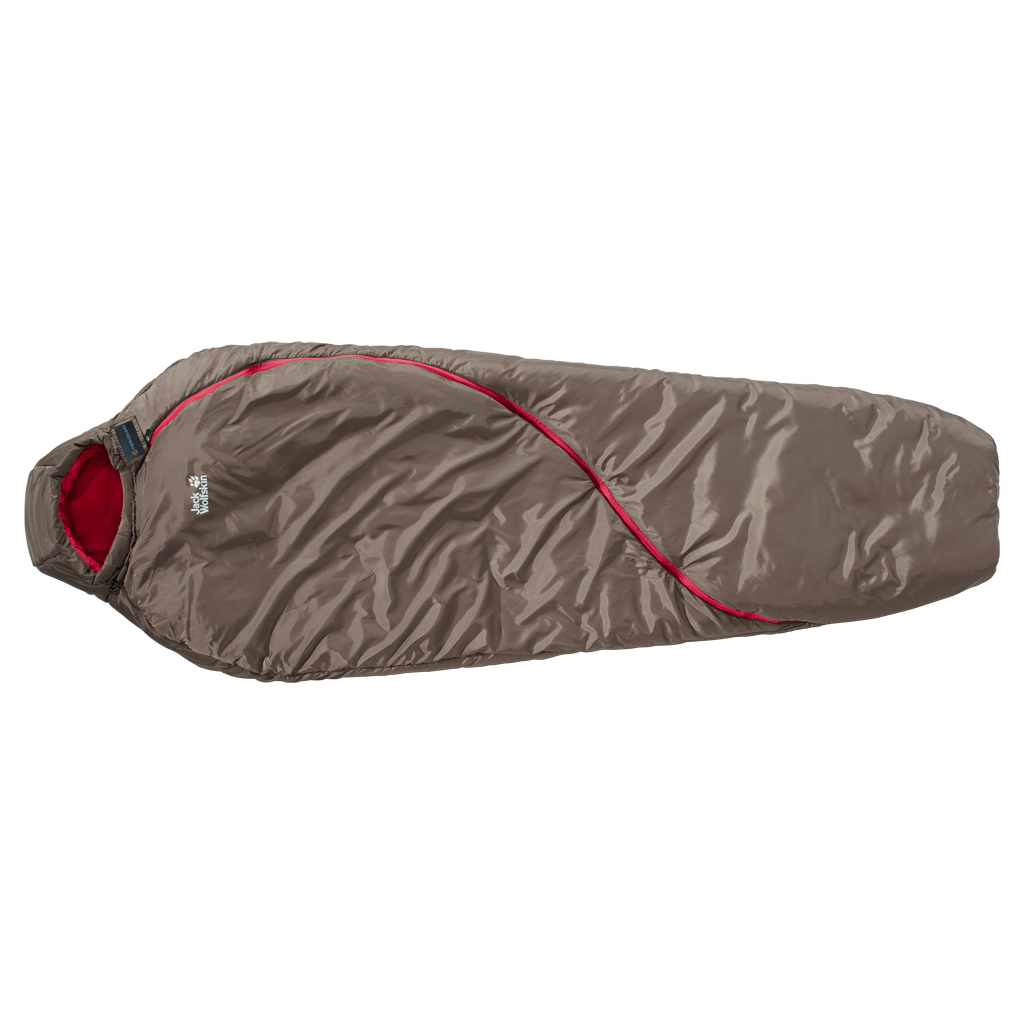 Jack Wolfskin SMOOZIP -7 WOMENSMOOZIP -7 WOMEN - siltstone - LEFT