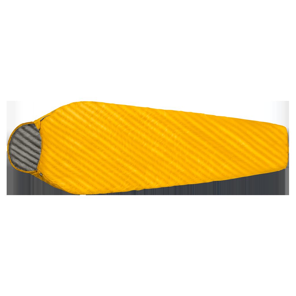 Jack Wolfskin AIRFLAKE 0 LARGEAIRFLAKE 0 LARGE - burly yellow XT - LEFT