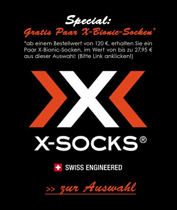 WSV X-Socks Aktion