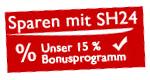 12+2% Bonusprogramm SH24
